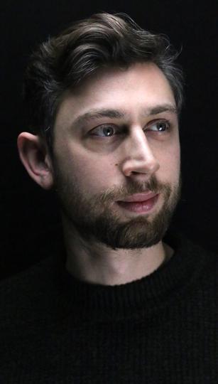 Portrait Fabian Scharpf